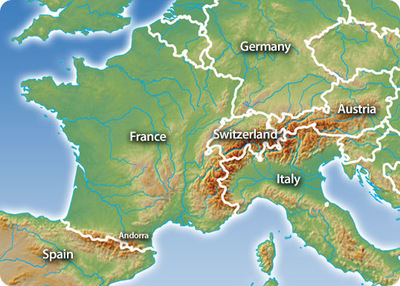 Swissvacations Swiss Regions