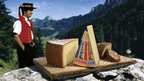 Cheese Factory in Stein - Home of the famous Appenzell Cheese