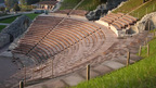 Augusta Raurica - the impressive Roman Theater