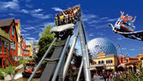 The Europa-Park Rust - Germany's largest leisure park located in southern Baden near Basel