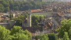 Bern / Berne, the Swiss Capital and a UNESCO World Heritage Site