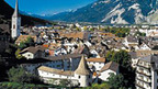 Chur - the oldest town in Switzerland