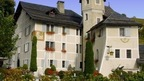 the Valais Museum of Wine and Winegrowing is located in the historic Chateau de Villa in Sierre near Crans-Montana