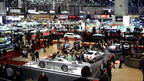 The International Motor Show - the largest fair of its kind in Europe in Geneva, Switzerland