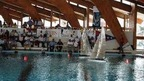 large indoor swimming pool at the Gstaad Sports Center