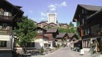 Gstaad - the charming mountain resort in the Bernese Oberland