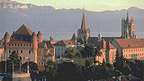Lausanne, Switzerland - Olympic Capital