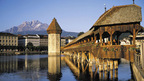 Lucerne / Luzern in the historic and scenic heart of Switzerland