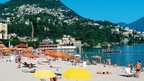 Lido - Beach on the shores of Lake Lugano for a refreshing swim and many more watersports