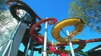 Le Bouveret Aquapark near Montreux offering lots of fun in the water for young and old