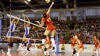 The Montreux Volley Masters - world's best women volleyball teams compete in Montreux