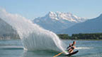 Montreux offers numerous watersports options on and in Lake Geneva