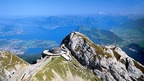 Mount Pilatus - the ideal mountain excursion near Lucerne, Switzerland