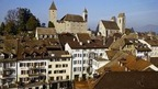 Rapperswil - picturesque town on Lake Zurich, Switzerland