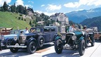 British Classic Car Meeting in St. Moritz