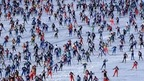 The Engadine Ski Marathon - one of the world's largest sport events with over 13,000 cross country skiers