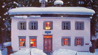 The Nietzsche House in Sils near St. Moritz
