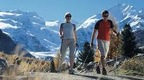 Nordic Walking in the St. Moritz - Engadine region, Switzerland