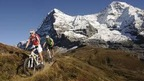 Mountain Biking in the Wengen - Jungfrau region, Berner Oberland, Switzerland