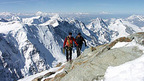 The Wengen - Jungfrau region offers plenty of options for mountain tours, and expert mountain guides