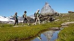 400 km - 250 miles of hiking trails in the Zermatt - Matterhorn region