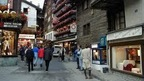Shopping on Main Street in Zermatt