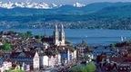 Zurich, Switzerland's financial capital