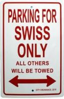 Parking Regulations in Switzerland
