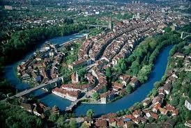 Bern / Berne, the Capital of Switzerland