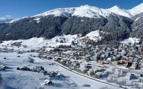 Davos, Graubunden is a well known high-altitude health resort, a conference center and a major winter and summer sports destination with a huge range of activities.