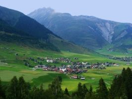 Graubunden - Switzerland's biggest holiday region with world-famous resorts, but  also small, historic Alpine villages and valleys.