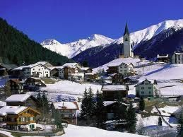 Graubunden - Switzerland\'s biggest holiday region with world-famous resorts, but  also small, historic Alpine villages and valleys.