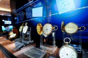 Watchmaking Museum in La Chaux-de-Fonds, Switzerland