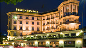 5-star Hotel Beau Rivage in Geneva, Switzerland