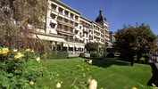 The 5-star Victoria-Jungfrau Grand Hotel and Spa, Interlaken Switzerland