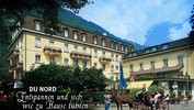 The 4-star Hotel Du Nord, Interlaken Switzerland
