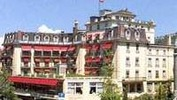 The 3-star Hotel Helvetie in Montreux, Switzerland