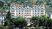 The 4-star Hotel Suisse Majestic in Montreux, Switzerland