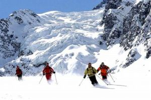 Verbier / 4-Valleys / Portes-du-Soleil / St. Bernard region; the Valais features numerous resorts offering excellent opportunities for sports activities during summer and winter months
