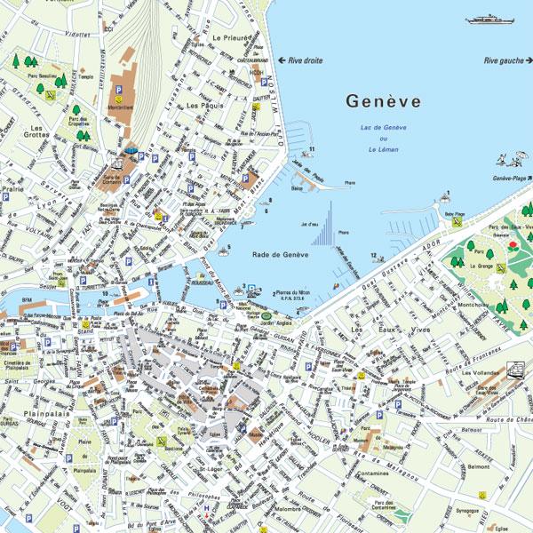 SwissVacations Geneva Destination Information and Travel